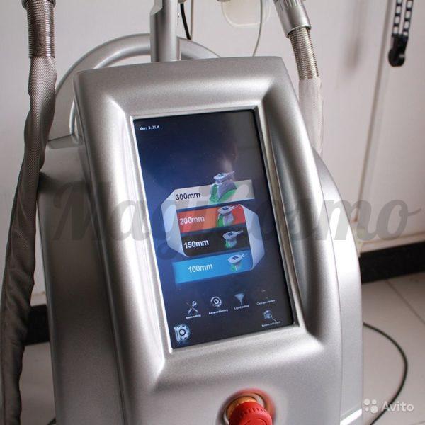 Аппарат для криолиполиза Freezefat 4 манипулы 8