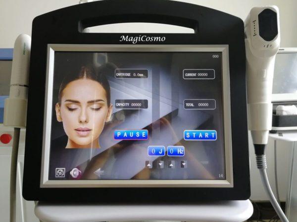 Аппарат SMAS -лифтинга MagiCosmo Hifu Neo 4