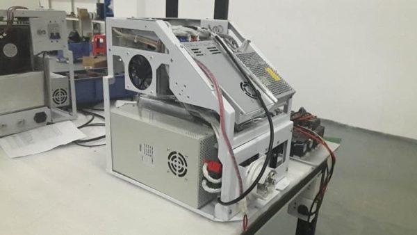 Аппарат для удаления волос MagiCosmo Vivo Freon PRO диодный лазер 8
