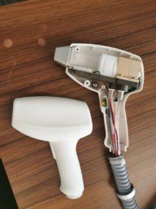Аппарат для удаления волос MagiCosmo Vivo Freon PRO диодный лазер