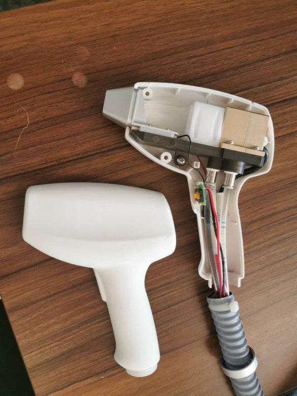 Аппарат для удаления волос MagiCosmo Vivo Freon PRO диодный лазер 5