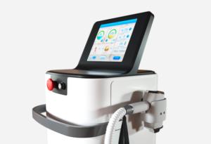 Аппарат удаления волос диодный лазер ZoLLaser DL206 S