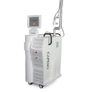 Фракционные лазеры CO2 4