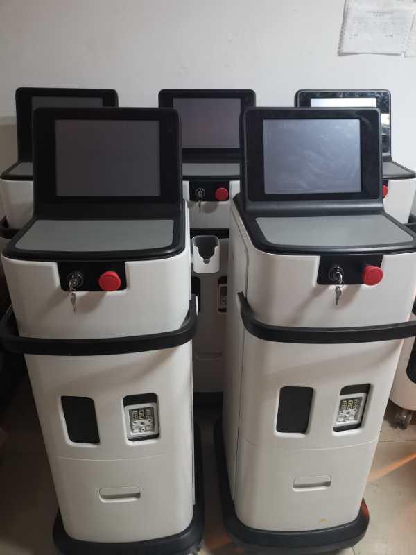 Аппарат удаления волос диодный лазер ZoLLaser DL206 S 4