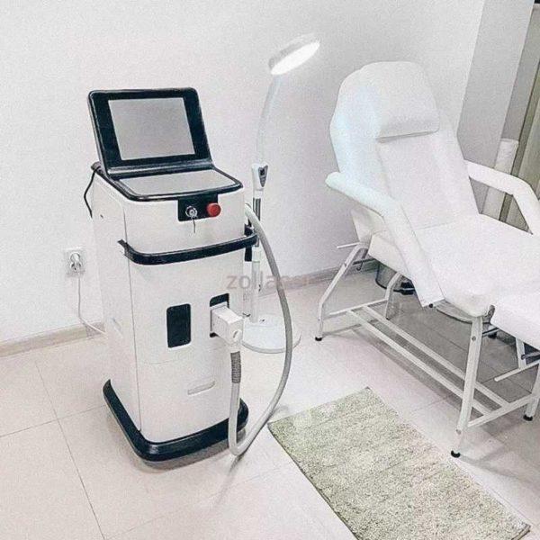 Аппарат удаления волос диодный лазер ZoLLaser DL206 S 2