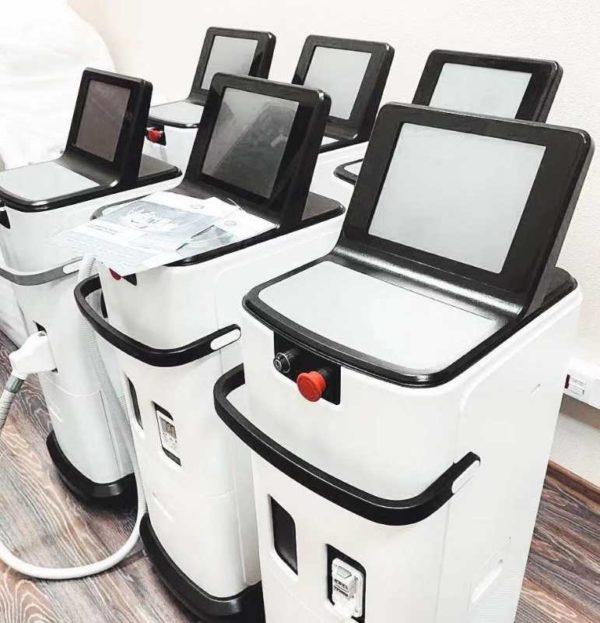 Аппарат удаления волос диодный лазер ZoLLaser DL206 S 5