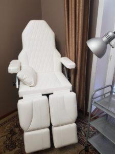 Педикюрное кресло Isabel