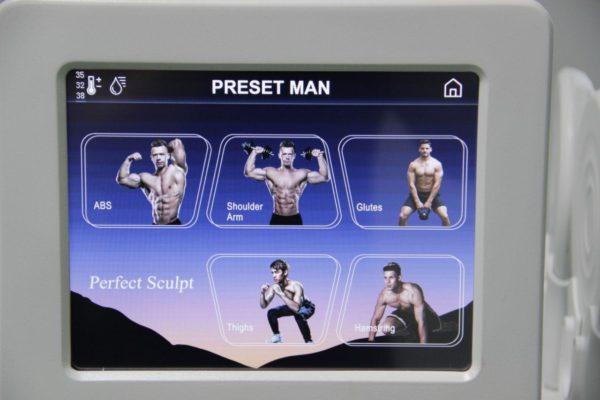 Аппарат для стимуляции мышц и коррекции фигуры Perfect Sculpt 5