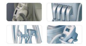 Косметологический аппарат вакуумно-роликового массажа с RF излучением Shape V8C1